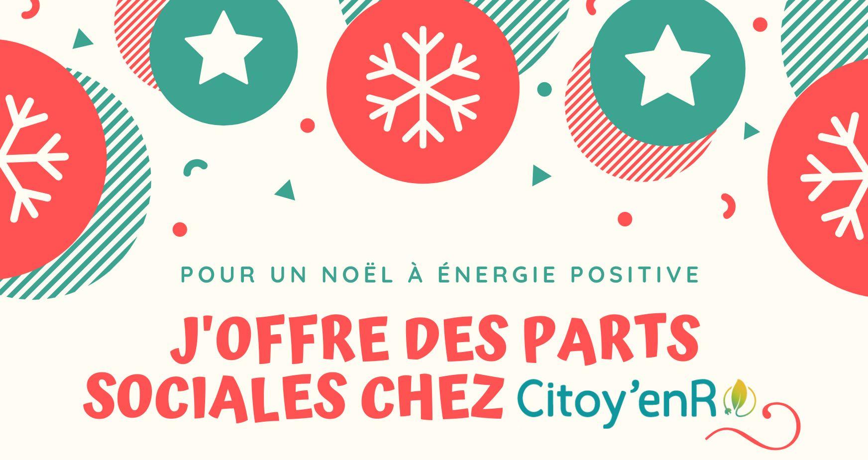 Citoy'enR - coopérative d'énergie renouvelable - Citoy'enR